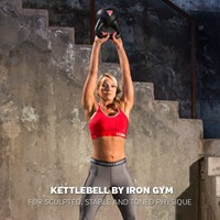 Iron Gym Kettlebell 16kg-3