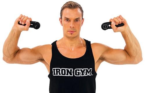 Iron Gym Hand Grip-2