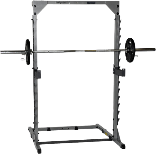 Body-Solid Grey Linear Bearing Smith Machine - Basis