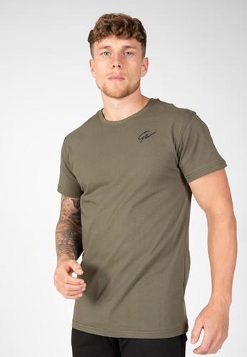 Gorilla Wear Johnson T-Shirt - Legergroen