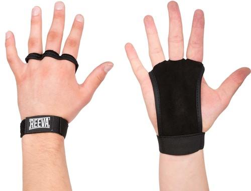 Reeva Kangaroo Grips - Crossfit Handschoenen - Short Strap