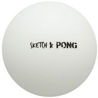Kettler Sketch Pong Single Bat