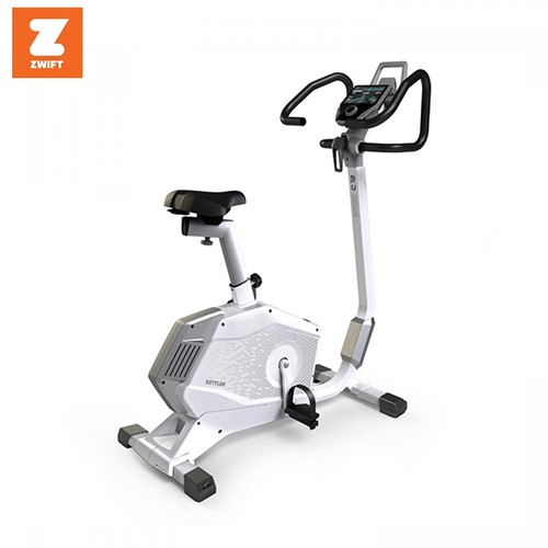 Kettler ERGO C12 Ergometer Hometrainer - Zwift Compatible - Wit - Gratis montage