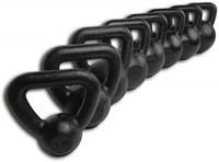 Tunturi Kettlebell - Gietijzer - 4 kg-3