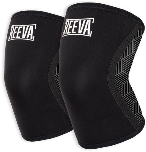 Reeva Knee Sleeves - Knie Bandages - 7 mm