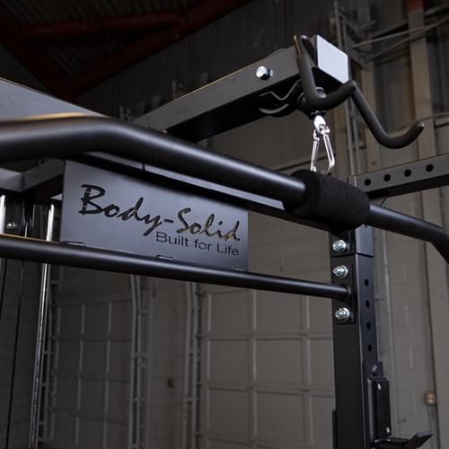 Body-Solid GLA400 Lat Attachment voor GPR400 - Uitbreiding