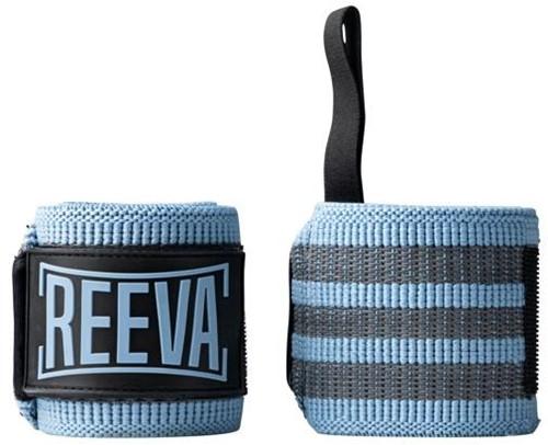 Reeva Wrist Wraps - Lichtblauw
