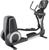 Life Fitness Platinum Discover SE3 Crosstrainer - Diamond White - Gratis montage