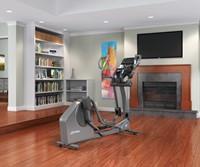 Life Fitness E3 Track Connect Crosstrainer - Gratis montage-3