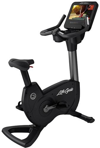 Life Fitness Platinum Club Discover SE3HD Hometrainer - Titanium Storm - Gratis montage