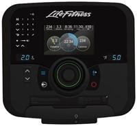 Life Fitness Platinum Explore Ligfiets - Titanium Storm - Gratis montage-2