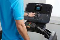 Life Fitness Platinum Explore Loopband Arctic Silver - Gratis montage-3