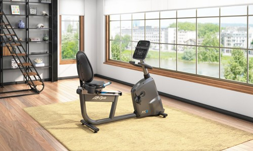 Life Fitness RS3 Track Connect Ligfiets - Gratis montage-3