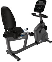 Life Fitness RS3 Track Connect Ligfiets - Gratis montage-1