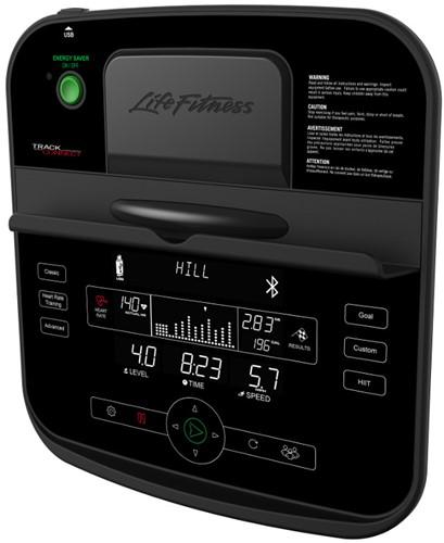 Life Fitness C3 Track Connect Hometrainer - Gratis montage-3