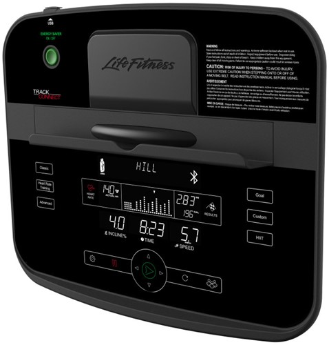 Life Fitness F3 Track Connect loopband - Gratis montage-3