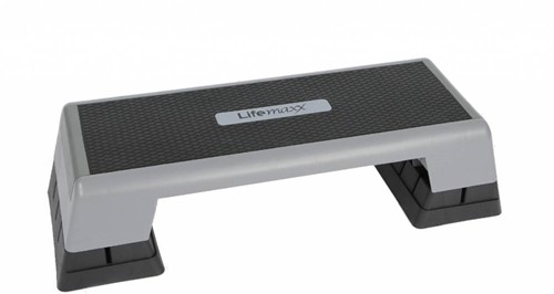Lifemaxx Verstelbare Aerobic Step Pro