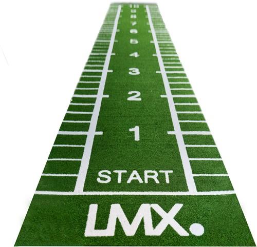 Lifemaxx Kunstgras Sprinttrack - 1100 x 200 - Groen