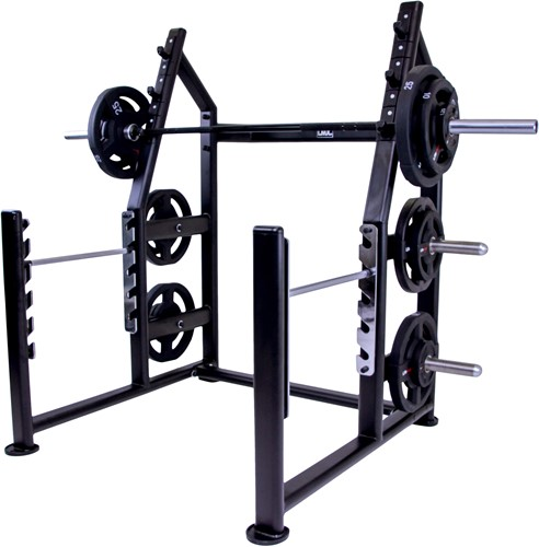 Lifemaxx LMX Squat Rack -2