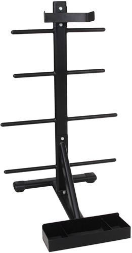 Lifemaxx Pump Rack - Opbergrek voor 10 Sets