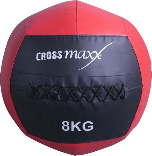 Lifemaxx Crossmax Wall Ball - 8 kg