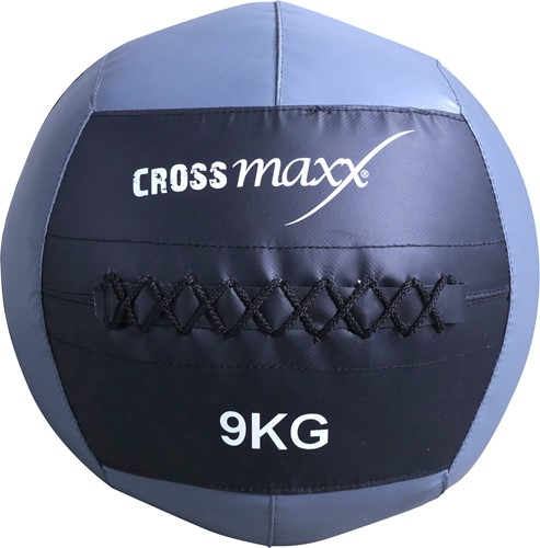 Lifemaxx Crossmax Wall Ball - 9 kg