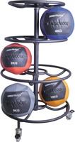 Lifemaxx Wall Ball rek-2