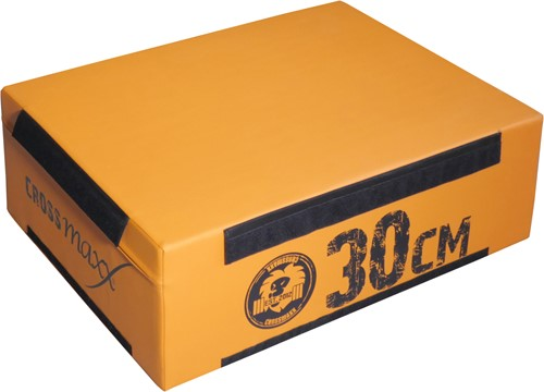 Lifemaxx Crossmax Soft Pylo Boxes 30 cm