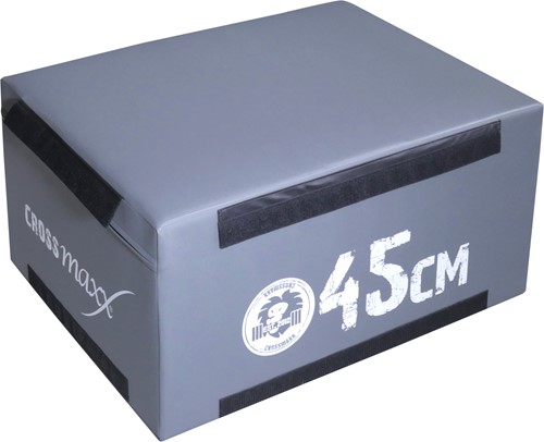 Lifemaxx Crossmax Soft Plyo Boxes 45 cm