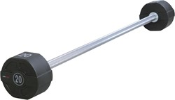 Lifemaxx PU Straight Halterstang 20 kg