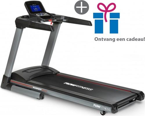 Flow Fitness Runner DTM3500i Loopband - Gratis montage