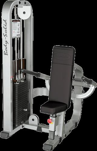 Body Solid Pro Club Line Triceps Pressdown Machine