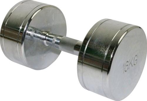 Marcy Chrome Dumbell - 1 x 16 kg