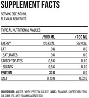 QNT Koolhydraatarm Zero Carb Metapure 32g Protein- 24x500ml-2