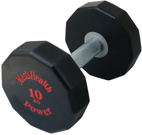 Men's Health PU Dumbbell - 10 kg