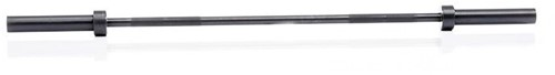 Muscle Power Olympische Halterstang - Zwart - 152 cm