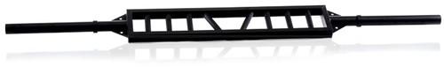 Muscle Power Olympische Multi Grip Bar - Zwart - 210 cm