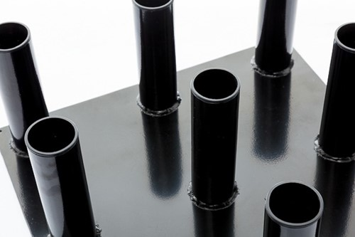 Muscle Power Opbergrek Voor Halterstangen 50 mm-2