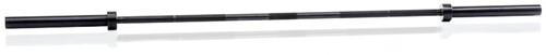 Muscle Power Olympische Halterstang - Zwart - 218 cm-3