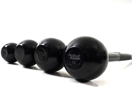 Muscle Power Macebell - 104 cm - 6 kg-3