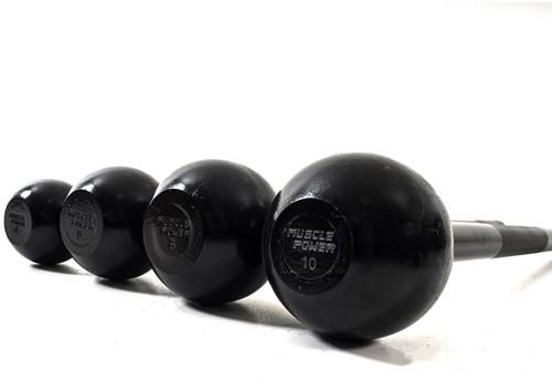 Muscle Power Macebell - 106 cm - 10 kg-3