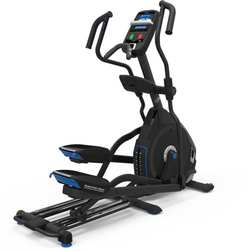 Nautilus E628 Crosstrainer - Black - Gratis trainingsschema