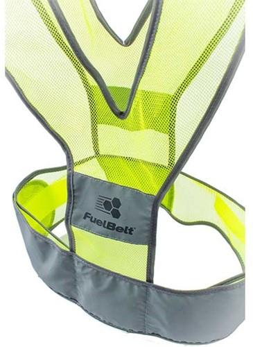 Fuelbelt Neon Vest - Veiligheidsvest Geel-2