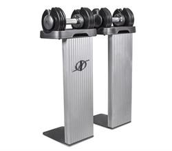 fitnessapparaat.nl-NordicTrack SpeedWeight Loopband Dumbbellset 5.6 kg - met Standaard - Tweedekans-aanbieding