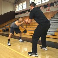 SKLZ Heavy Weight Control Basketbal
