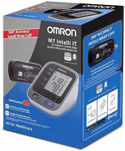 Omron M7 Intelli IT - Bovenarmbloeddrukmeter-3