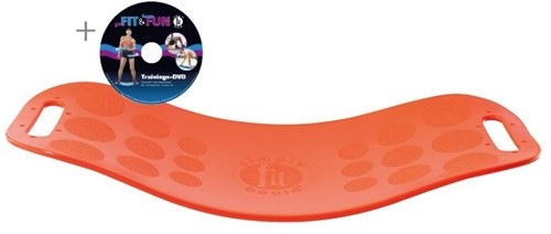 Simply Fit Board Balansbord - Oranje