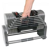 PowerBlock Sport EXP Stage 3 Verstelbare Dumbbell Set Uitbreiding (32 - 41 kg)-3