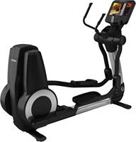 Life Fitness Platinum Club Discover SE3HD Crosstrainer - Arctic Silver - Gratis montage