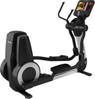 Life Fitness Platinum Club Discover SE3HD Crosstrainer - Diamond White - Gratis montage